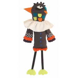 """Kit couture Oiseau """"les zanimos chaussettes"""""""