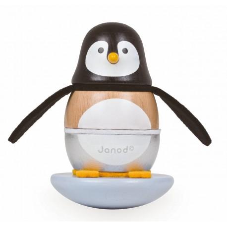 Janod Culbuto Pinguin Zigolos