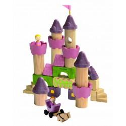 Cubes Conte de Fée Plan Toys (35 pcs)