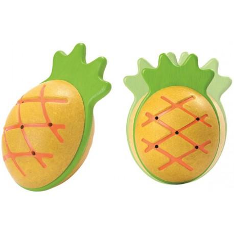 Maracas Ananas Plan Toys
