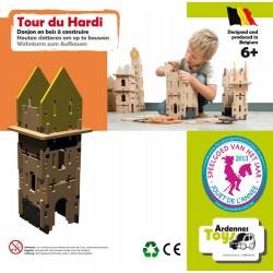 Extension 3: Tour du Hardi (13 pièces)