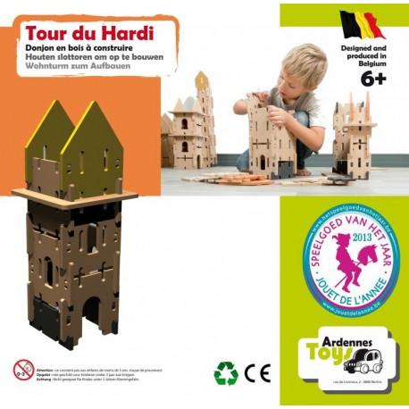 Uitbreiding 3: Hardi Toren (13 stuks)