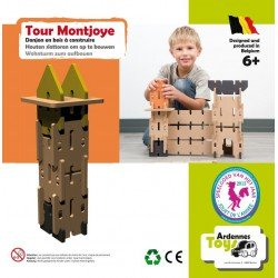 Extension 4: Tour Montjoye (13 pièces)