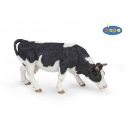 Figurine Vache broutant Papo (modèle 1)