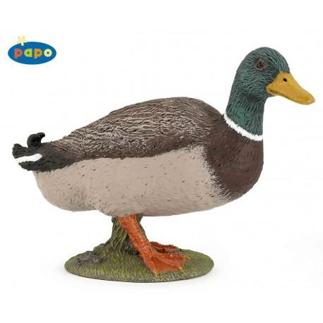 Papo wilde eend Figuurtje (model 1)