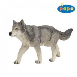 Figurine Louve grise PAPO