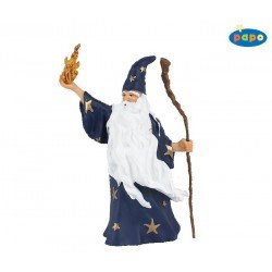 Figurine Merlin l'enchanteur PAPO