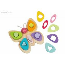 Papillon des formes Janod