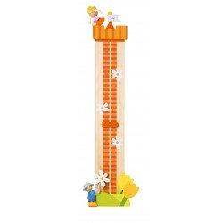B my Prince houten groeimeter