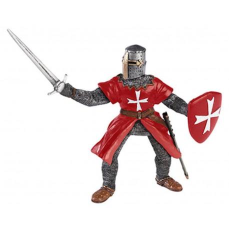 Papo Maltezer Ridder (rood)