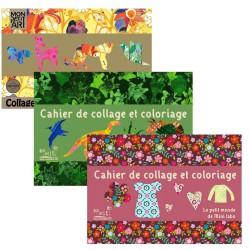 Motieven Kleur- en Plakboek - Mon Petit Art