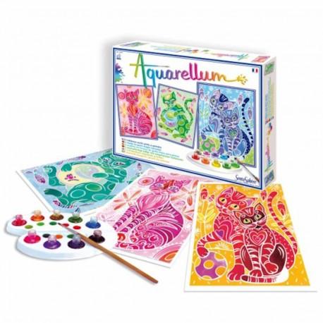 Aquarellum (dès 8 ans)
