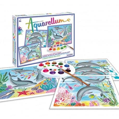 Aquarellum (vanaf 8 jaar)