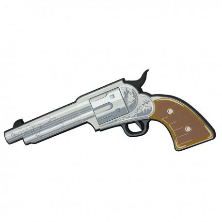 Revolver Cow-boy en mousse