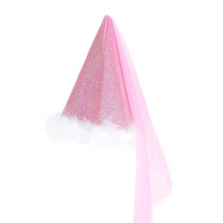 Trullala roze Prinsessenhoed