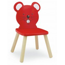 Chaise souris Pintoy