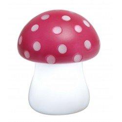 Petite veilleuse champignon