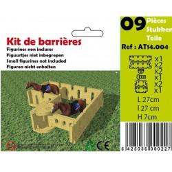 Kit barrières pour Ferme (9 pièces)