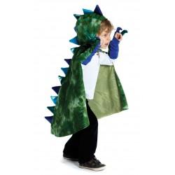 Costume Dragon vert (3-6 ans)