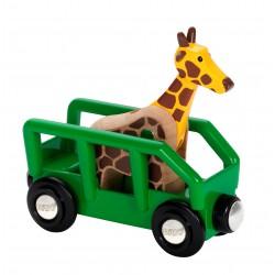 Wagon Girafe - Brio