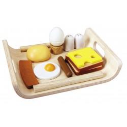 Plateau Petit Déjeuner - Plan Toys