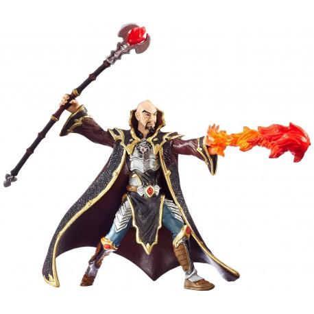 Chevalier Dragon Magicien Schleich
