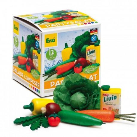 Doos assortiment Salade
