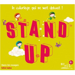 "Stand up ""in de wolken"" (Mini Labo)"