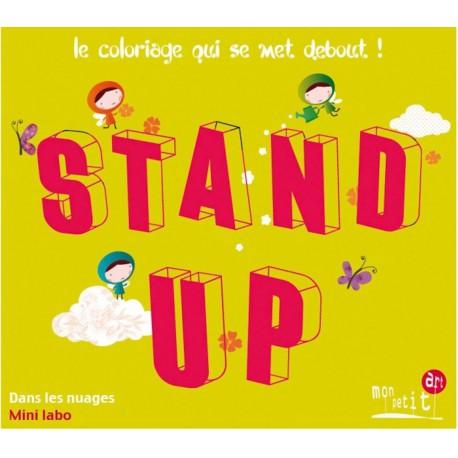 "Stand up ""in de wolken"" (Mini Labo)"