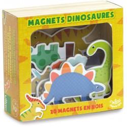 Dinos Magneten (20 stuks)