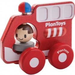 Mijn eerste Brandweer - Plan Toys