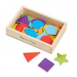 Magnets Vormen (25 stukken)
