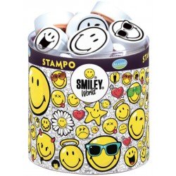 Kit 38 stempels - Smiley