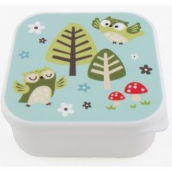 "Lunchbox Spring Forest ""Owl"""