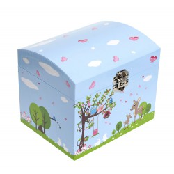 Coffret musical Woodland