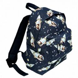 Mini sac à dos - Espace vintage