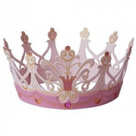 Couronne Princesse en mousse