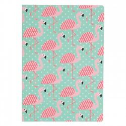 "A5 notitieboek ""Flamingo"""
