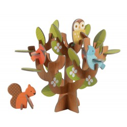 Puzzles 3D - L'arbre
