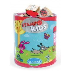15 Stampo Kids - Animaux