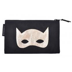 Trousse masqué noir - Caramel & cie