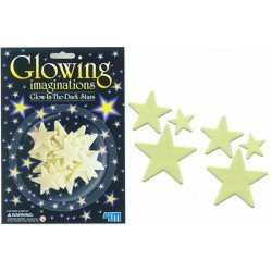 Glow in the dark Sterren