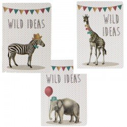 Petit cahier Party Animals