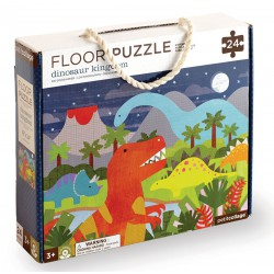 Grote puzzel Dino's (24 st)