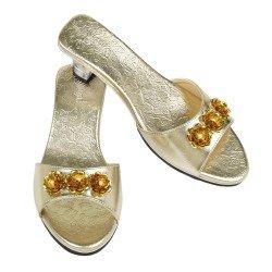 Chaussures dorées Mariposa - Souza