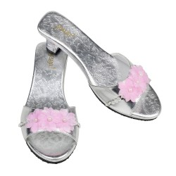 Zilveren schoenen Naomi - Souza