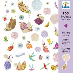160 Stickers Petites Ailes