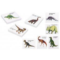 Gommetje dinosaurus