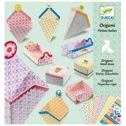 Origami Petites boites Djeco