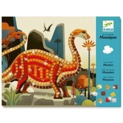 Mosaïques Dinosaures Djeco